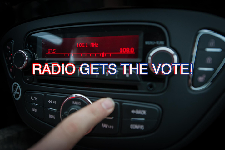 Political Advertising - Candidate Campaigns on Radio